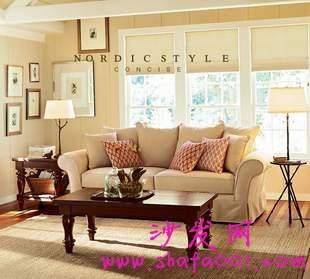 布艺沙发与皮质沙发对比 各有各的优势和风格