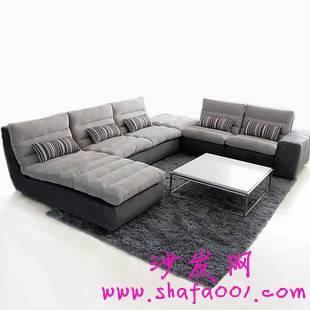 布艺沙发时尚却风格多样 细心选择才是硬道理
