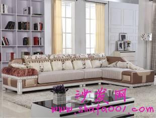 选择布艺沙发 给你不一样的华贵生活