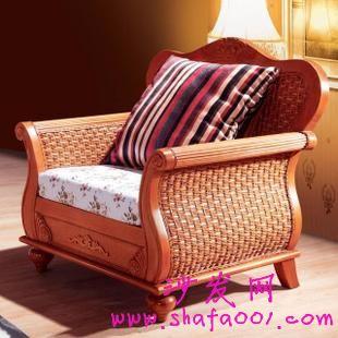 教你藤沙发的空间搭配 构造休闲舒适生活