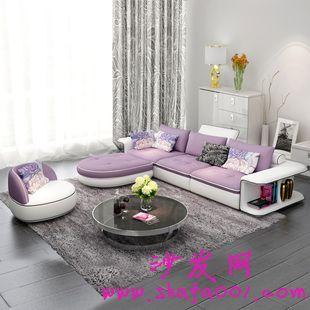 千姿百态的布艺沙发 让您的生活多一点美