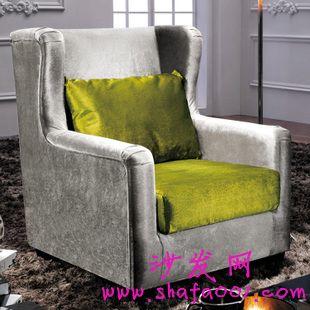 端庄大气的客厅布置最佳选择布艺沙发