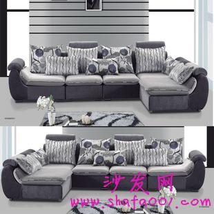 让你的公寓不妨试试欧式布艺沙发