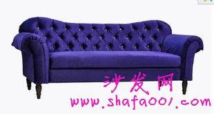 布艺沙发 打造典雅别致的舒适新生活