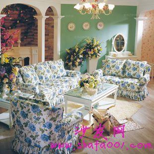 从艺术及美术的角度分析布艺沙发
