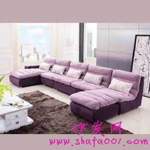 选择一款客厅布艺沙发 给您一个休闲温暖的家
