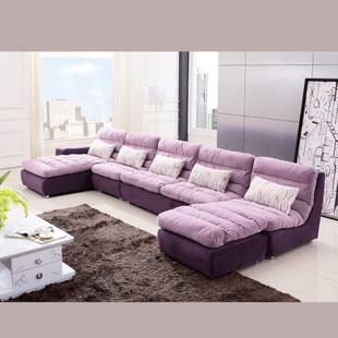 挑选优质彩色布艺沙发 春天气息领回家