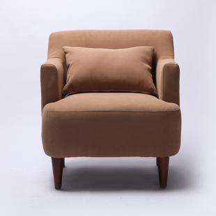 简单平凡特价彩色布艺沙发围椅给你最不一样的舒适感