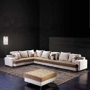 选对彩色布艺沙发 让你在家也有五星级酒店的享受