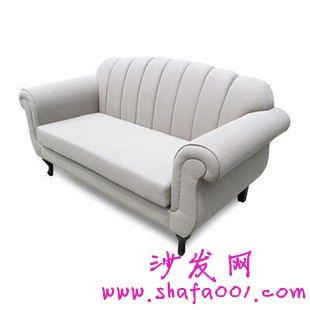 跟你分层介绍简约欧式田园沙发特价布艺三人沙发