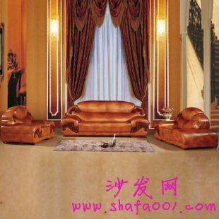 古典欧式简约布艺沙发体现皇室至尊品味