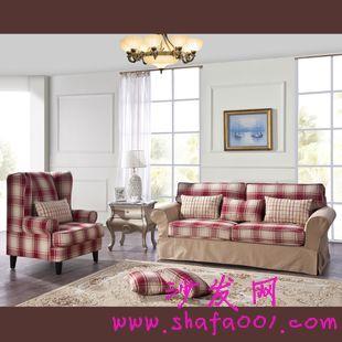 富有格调的欧式简约布艺沙发让人生更加精彩