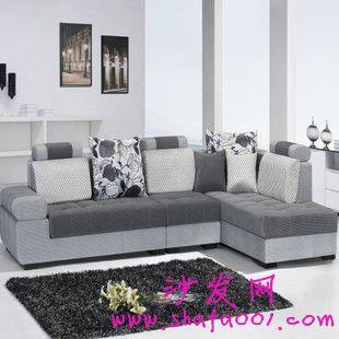我们家装修用什么沙发 多功能布艺沙发是你崭新的选择