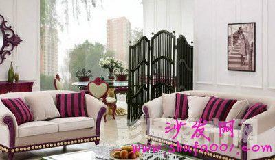 古典布艺沙发 一起体验深沉高雅的韵味