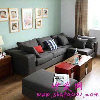 组合布艺沙发购买指南 轻松买到经济实惠好沙发