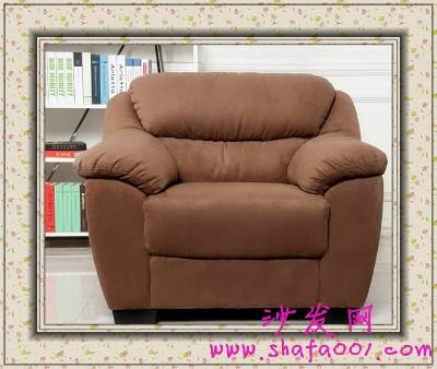 教你如何从单人布艺沙发图片看沙发做工与质量