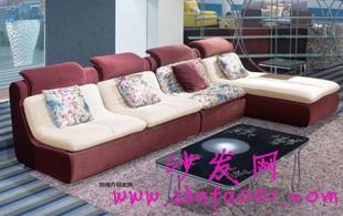 2013年新款布艺沙发陪伴你更好地向前方迈进