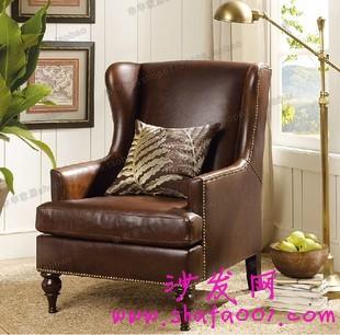 欧式田园布艺沙发让你的家充满清新的田园气息