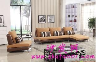 掌握不可拆卸布艺沙发的清洁方法