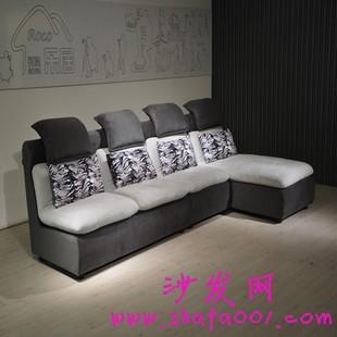 时尚布艺沙发为家居打造非一般的感觉