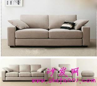 组合沙发摆放有花样 令你家居不一样的新鲜