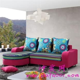 根据性格选择布艺沙发 让家庭充满生机与活力