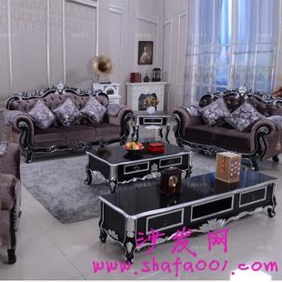 通过简单的布艺沙发色彩搭配出完美时尚家居