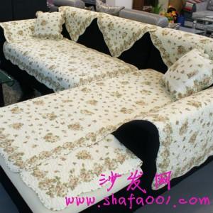几款非常不错的纯棉布艺沙发坐垫 舒适温馨四季适宜