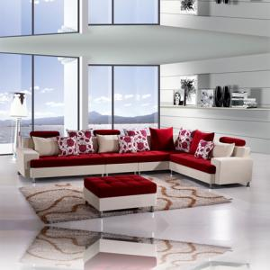 选购现代简约布艺沙发 享受新式布艺生活