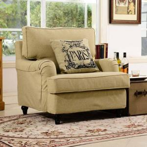 选购现代简约组合布艺沙发 关注细节生活