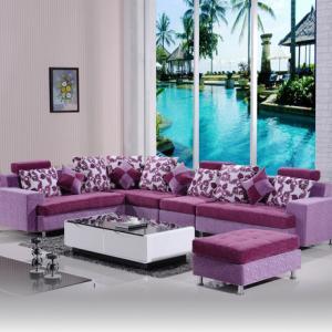 选购布艺组合沙发 关注其材质问题