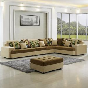 让布艺组合沙发适合我们的生活