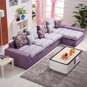 选择布艺组合沙发 成就完美家居