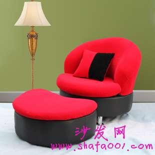 单人沙发 给你安然惬意的独处空间