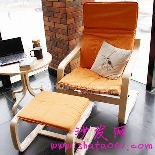 轻巧灵便的单人沙发 小户型的完美选择