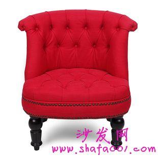 单人沙发的空间搭配需要注意因地制宜很重要