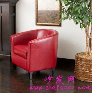 单身沙发独具特色也亦有自己的精彩