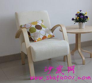 单人沙发的选购与搭配   感受宁静惬意生活
