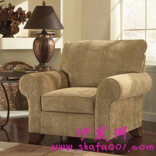 为爷爷奶奶选购复古单人沙发椅 让他们笑开怀