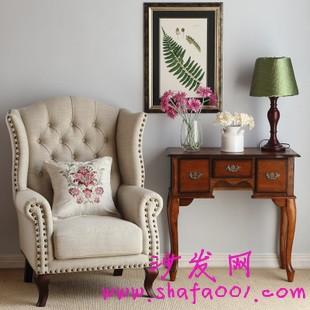 单人沙发保养很简单 细心耐心是关键