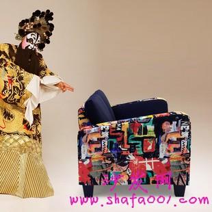 时尚单人懒人沙发搭配要知道 让你家居多姿多彩