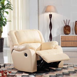 注意真皮单人沙发的清洁方法 享受家居好生活