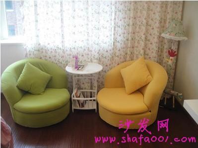 单人沙发搭配有技巧 打造时尚家居