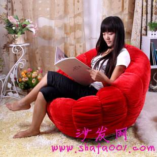 认识懒人沙发 体验不一样的生活态度