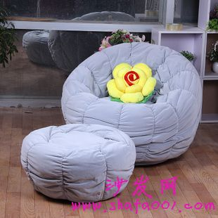 选择舒适耐用的懒人沙发需要注意的几个事项