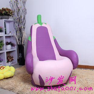 慵懒也是一种姿态 草莓懒人沙发让你尽享其乐