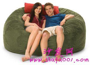 给你推荐几款超萌的懒人沙发  让它们伴你享受悠闲假期