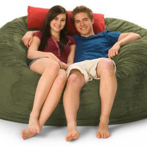 如何挑选懒人沙发 舒适有度是第一道关