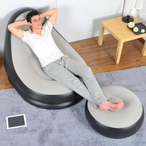 充气式懒人沙发应该如何使用
