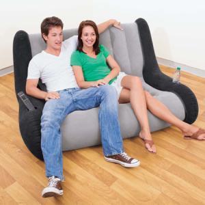选购充气式懒人沙发细节问题要注意